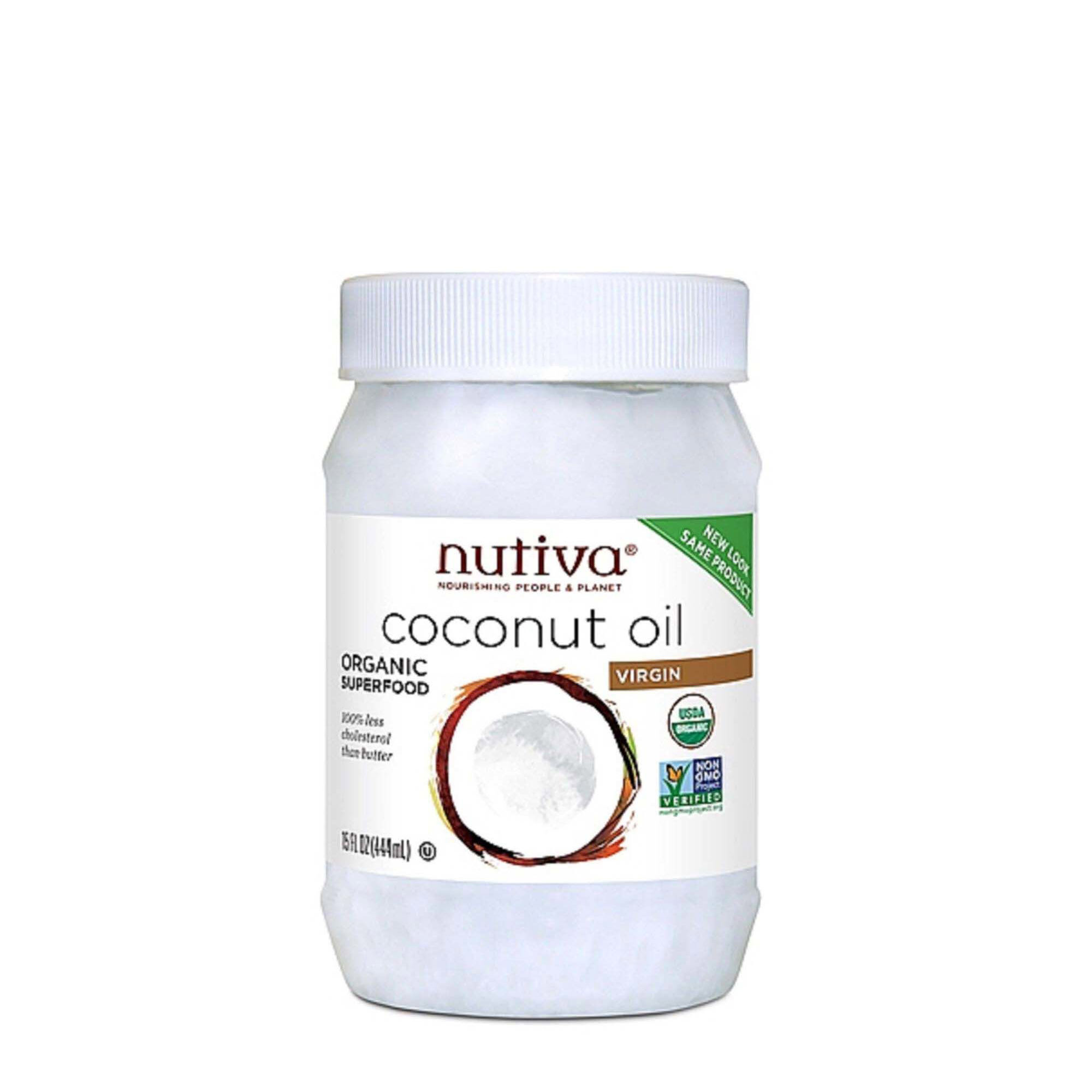 Nutiva® Coconut Oil- Virgin