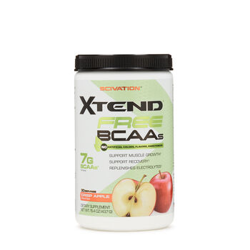 XTEND™ FREE BCAAs - Crisp AppleCrisp Apple | GNC