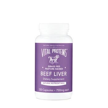 Beef Liver | GNC