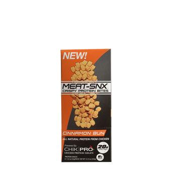 MEAT SNX – Cinnamon BunCinnamon Bun | GNC