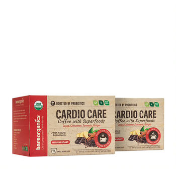 Cardio Care Coffee with Superfoods | GNC