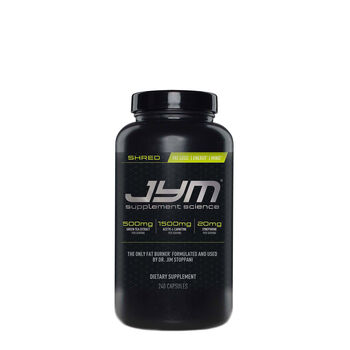 Shred Jym™ | GNC