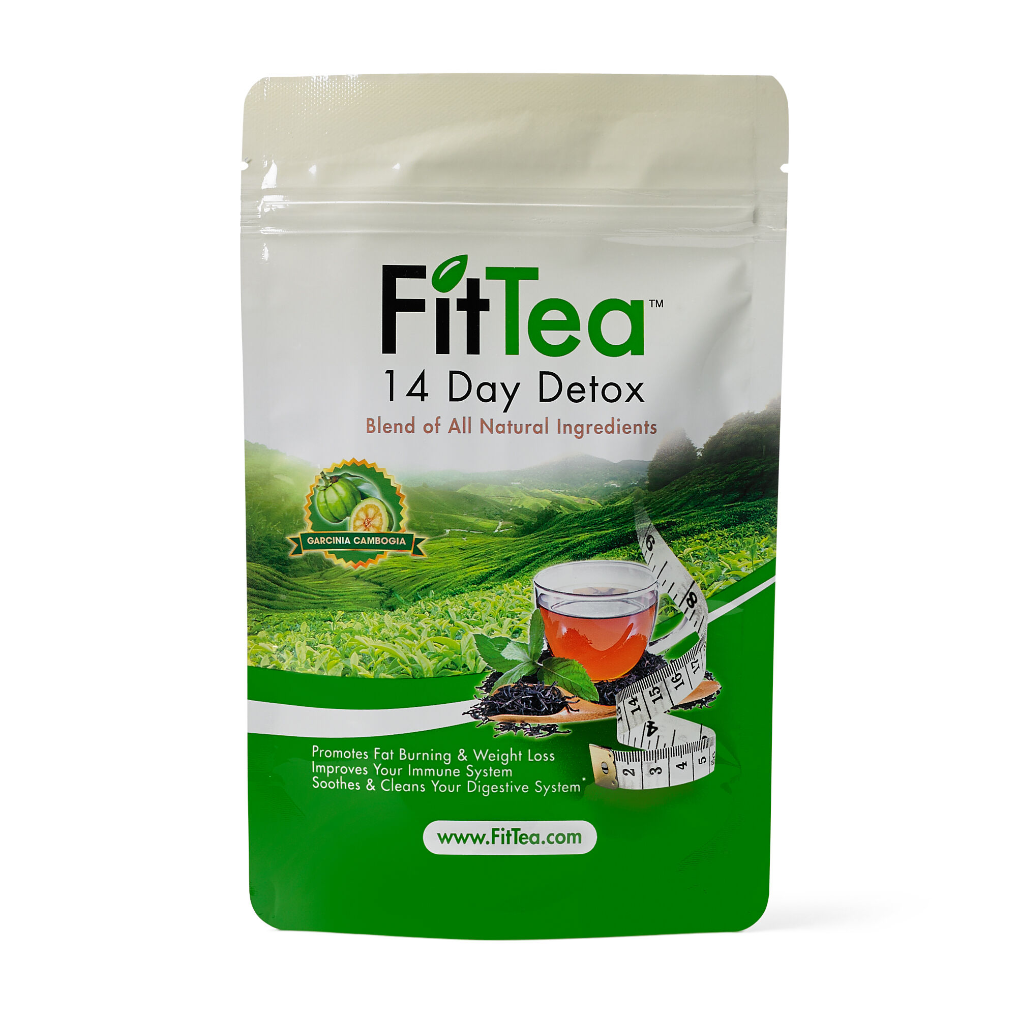 Fittea 14 Day Detox Gnc