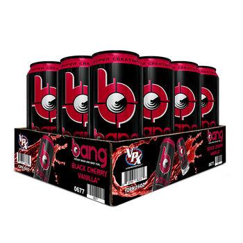 BANG® - Black Cherry VanillaBlack Cherry Vanilla | GNC