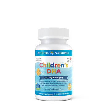 Nordic Naturals Children S Dha How To Take