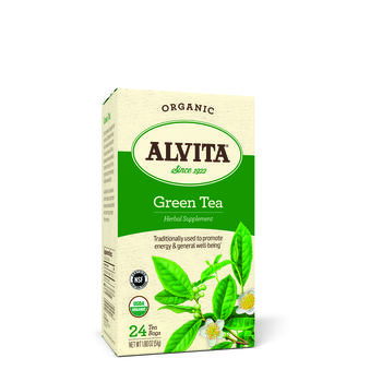 Organic Green Tea | GNC