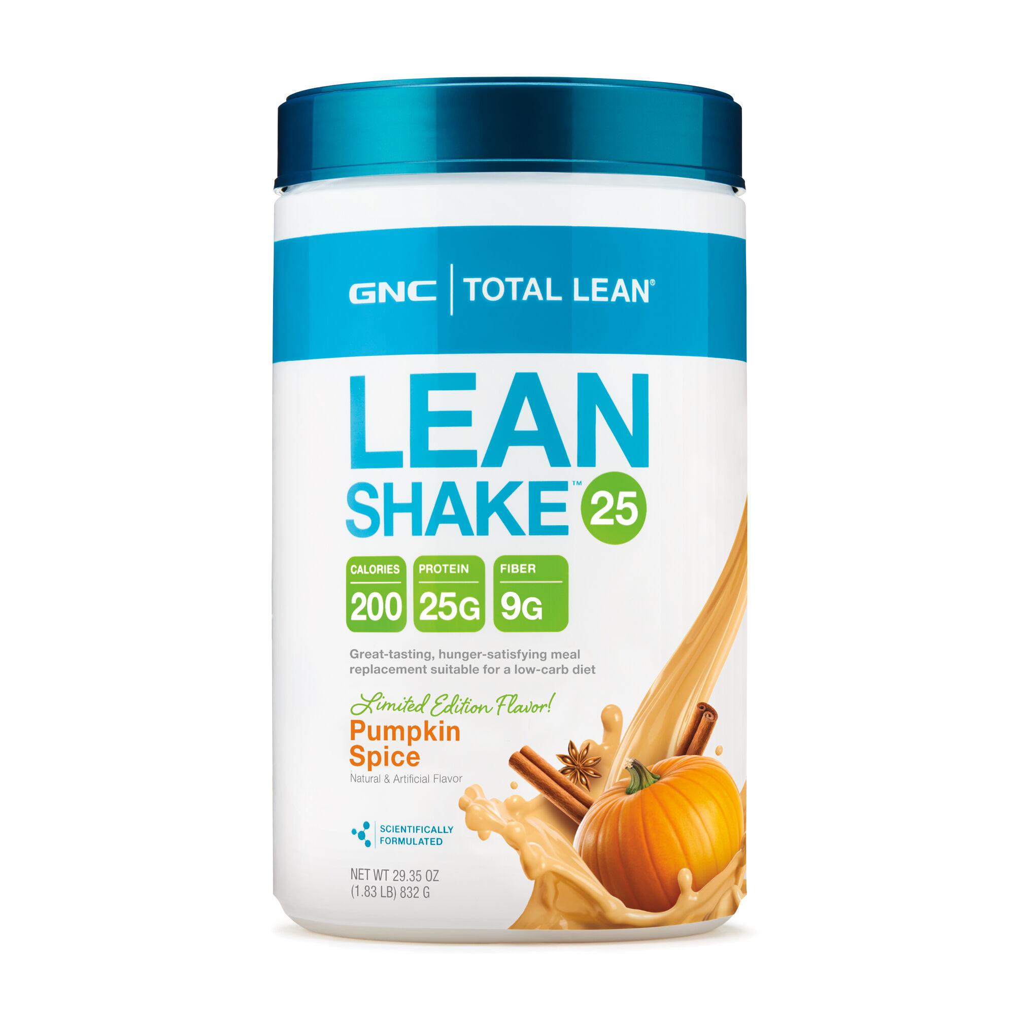 Lean Shake 25 Pumpkin Spice