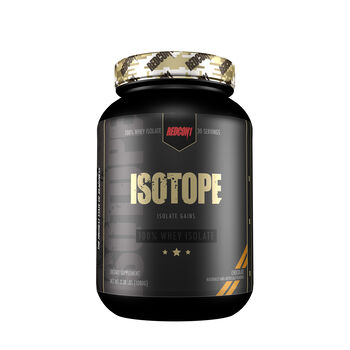 ISOTOPE 100% Whey Isolate - ChocolateChocolate | GNC