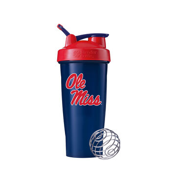 Collegiate Shaker Bottle - University of MississippiUniversity of Mississippi | GNC