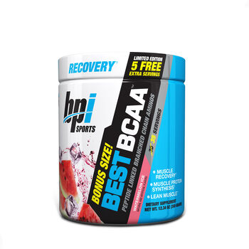 Best BCAA™ - Watermelon IceWatermelon Ice | GNC