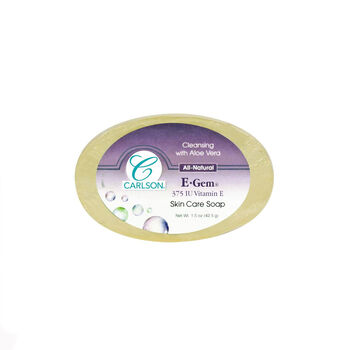 E-Gem® Skin Care Soap   GNC