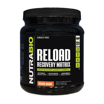 Reload Recovery Matrix - Orange MangoOrange Mango | GNC