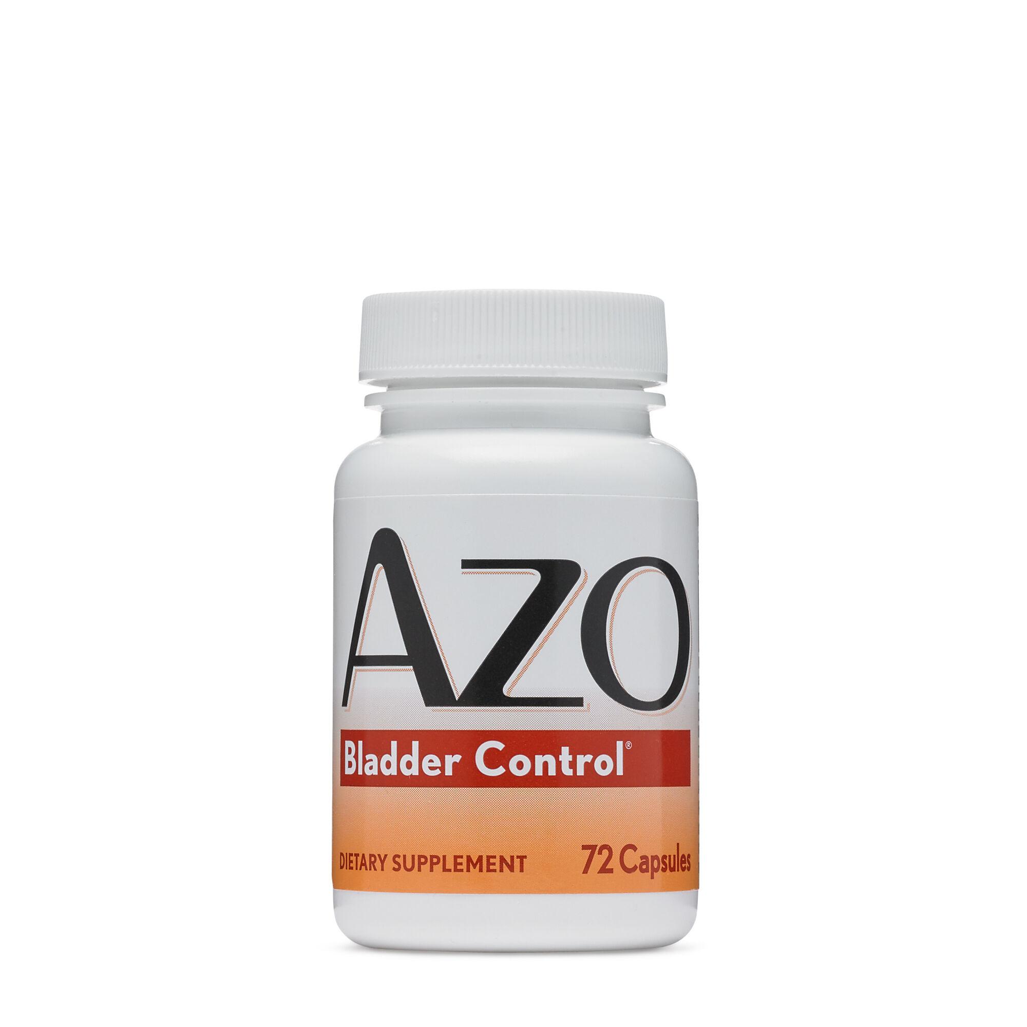 Azo Bladder Control >> Azo Bladder Control With Go Less