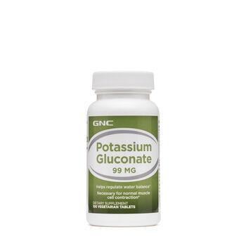 Potassium Gluconate 99 MG | GNC