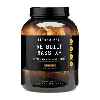 Re-Built Mass XP - ChocolateChocolate | GNC