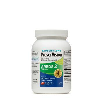 PreserVision® AREDS 2 Formula | GNC