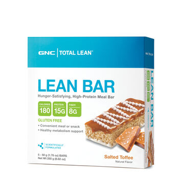 Lean Bar - Salted ToffeeSalted Toffee | GNC