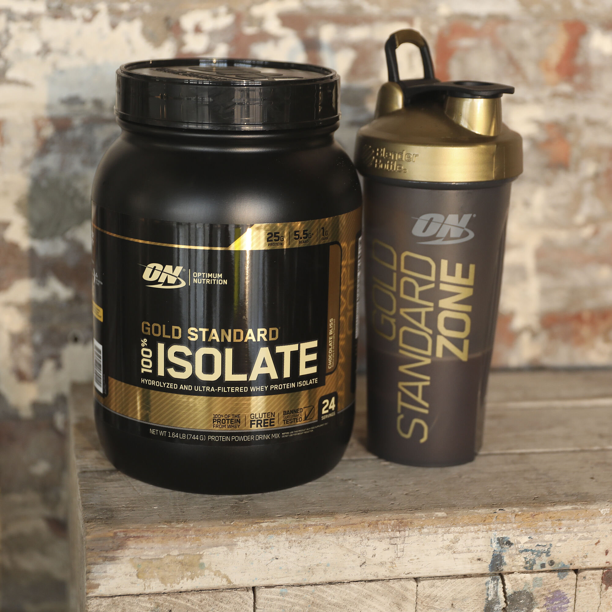 7d066f7fd Optimum Nutrition Gold Standard 100 Isolate - Chocolate Bliss ...