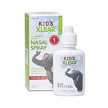 Xlear® Kid's Nasal Spray | GNC