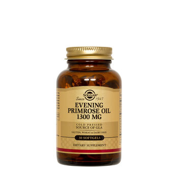 Evening Primrose Oil 1300mg | GNC