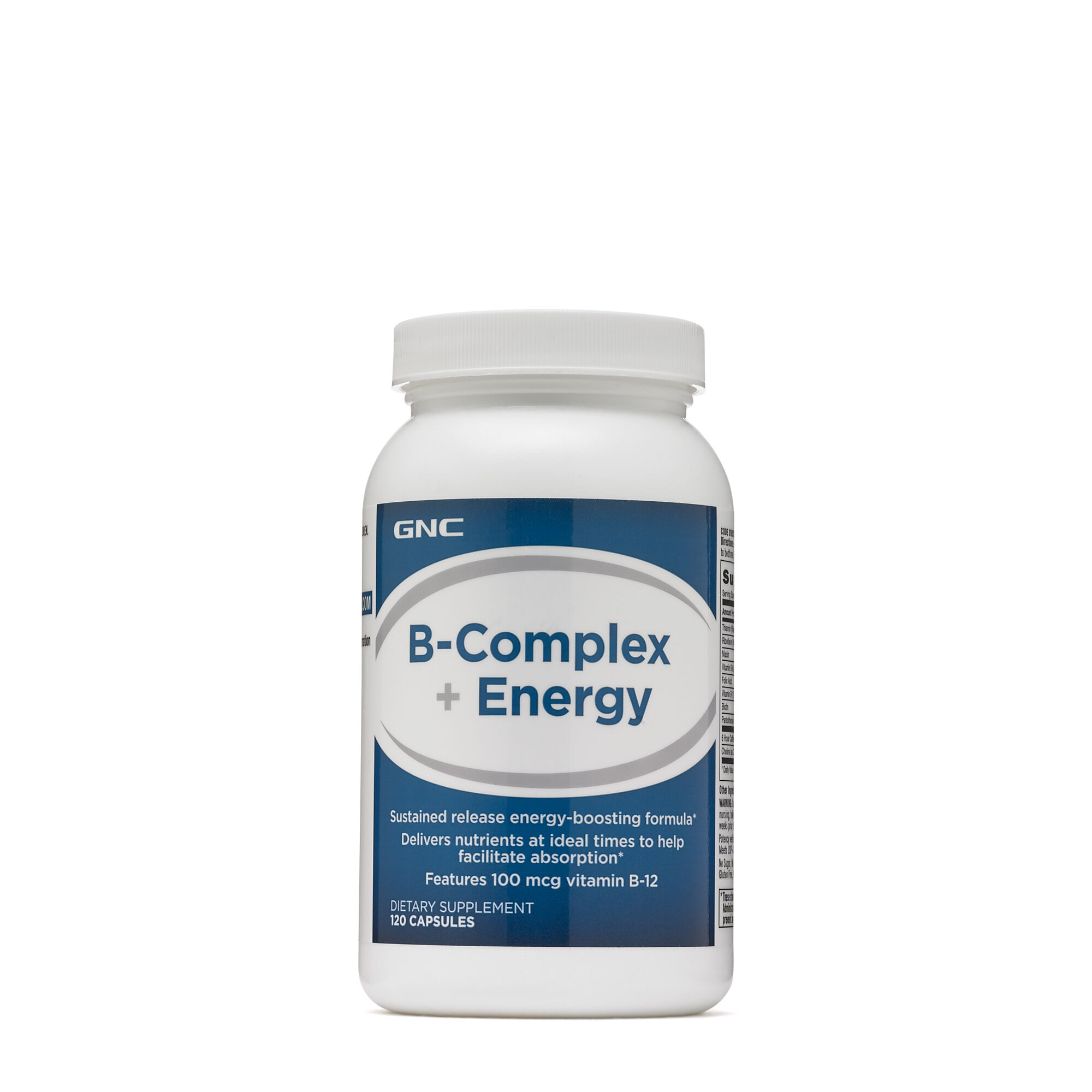 Vitamins For Energy >> Gnc B Complex Energy