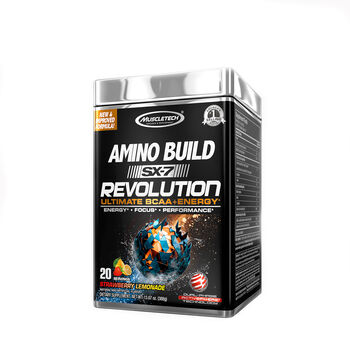 Amino Build SX-7® Revolution - Strawberry LemonadeStrawberry Lemonade | GNC