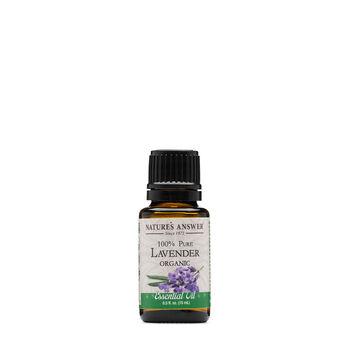 100% Pure Lavender Organic | GNC