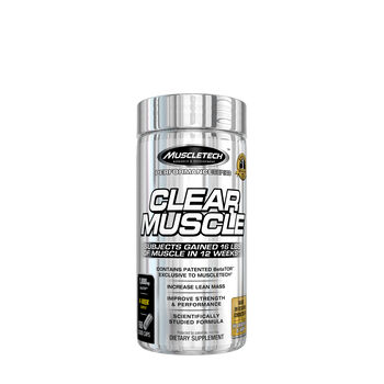 Clear Muscle™ | GNC