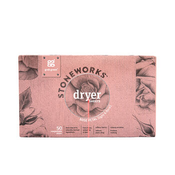 Stoneworks™ Dryer Sheets - Rose PetalRose Petal | GNC