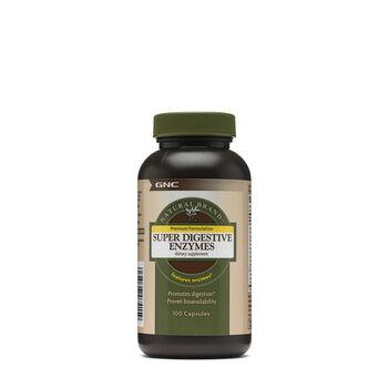 Super Digestive Enzymes | GNC
