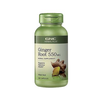 Ginger Root 550 mg (California Only) | GNC