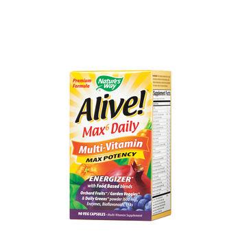 Alive® Max6 Daily | GNC