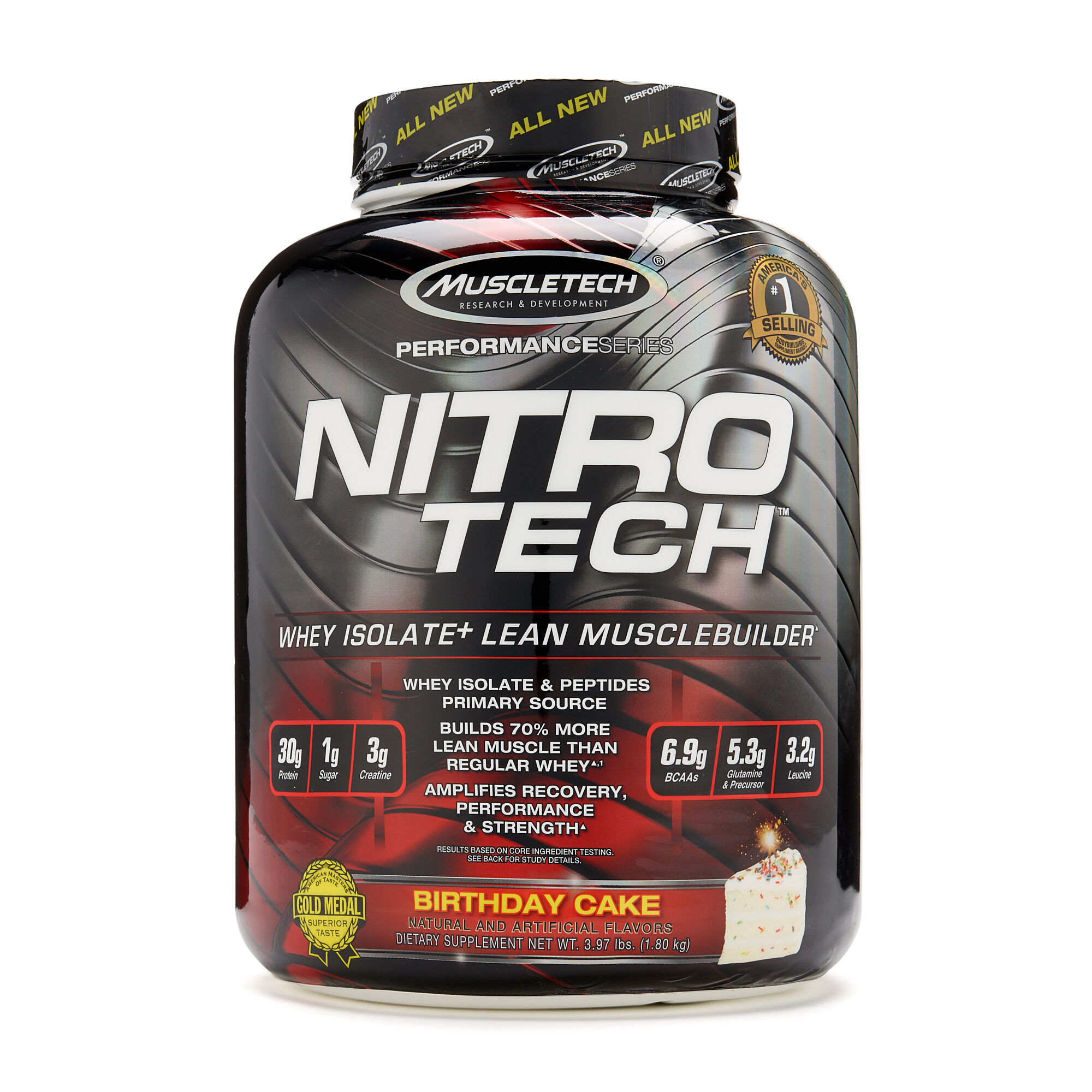 MuscleTechR Nitro TechTM
