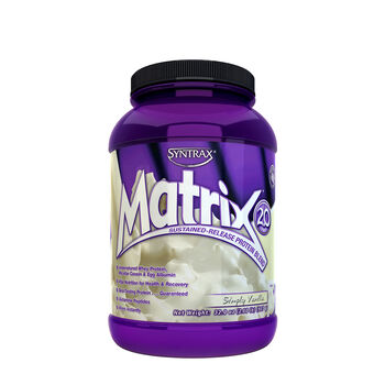 Matrix® - Simply VanillaSimply Vanilla | GNC