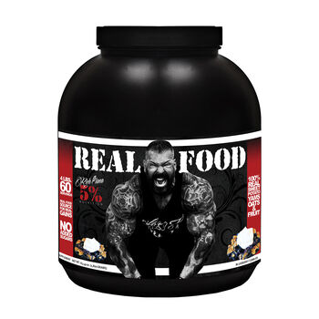 Real Food - Blueberry CobblerBlueberry Cobbler | GNC