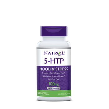 5-HTP 100mg Double Strength | GNC