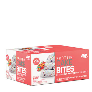 Protein Cake Bites - Fruity CerealFruity Cereal | GNC
