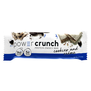 Power Crunch® - Cookies and CremeCookies and Creme | GNC