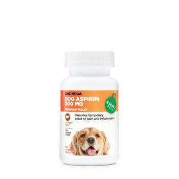 GNC Mega Dog Aspirin 300 MG - Savory Beef Flavor | GNC