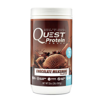 Powder - Chocolate MilkshakeChocolate Milkshake | GNC