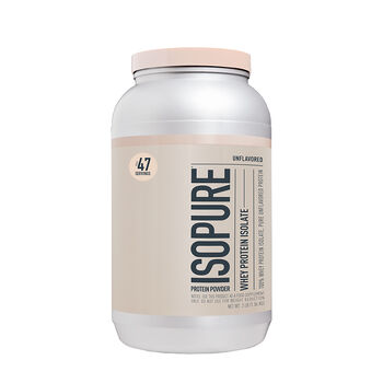 Whey Protein Isolate - UnflavoredUnflavored | GNC