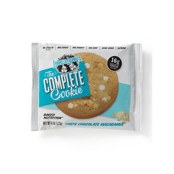 The Complete Cookie® - White Chocolate MacadamiaWhite Chocolate Macadamia | GNC