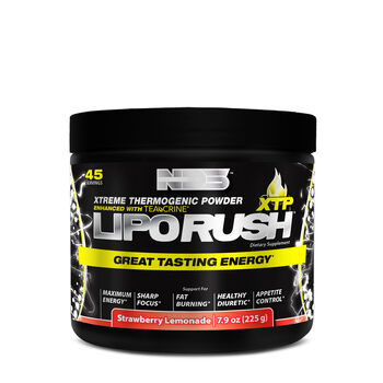 LipoRUSH® XTP - Strawberry LemonadeStrawberry Lemonade | GNC