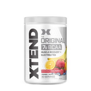 BCAAs - Fruit PunchFruit Punch | GNC