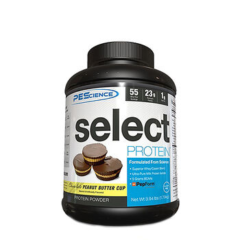Select Protein™ - Chocolate Peanut Butter CupChocolate Peanut Butter Cup | GNC