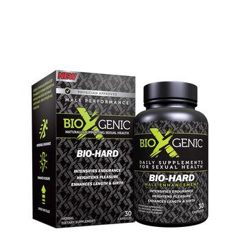 Bioxgenic Bio Hard Gnc