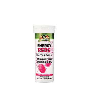 Energy Reds - Tart Cherry | GNC