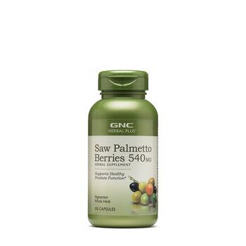 Saw Palmetto Berries 540MG   GNC
