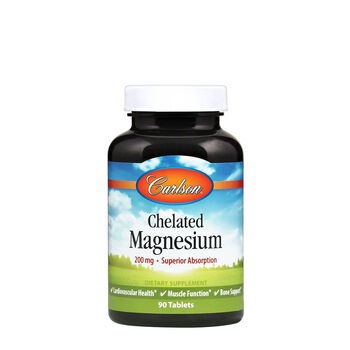 Chelated Magnesium | GNC