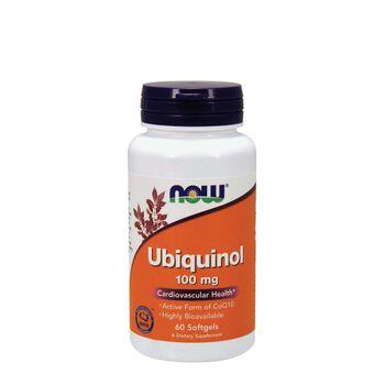 Ubiquinol 100 mg   GNC
